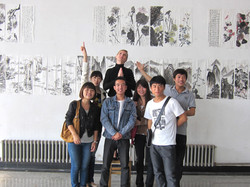 My friends chinese students