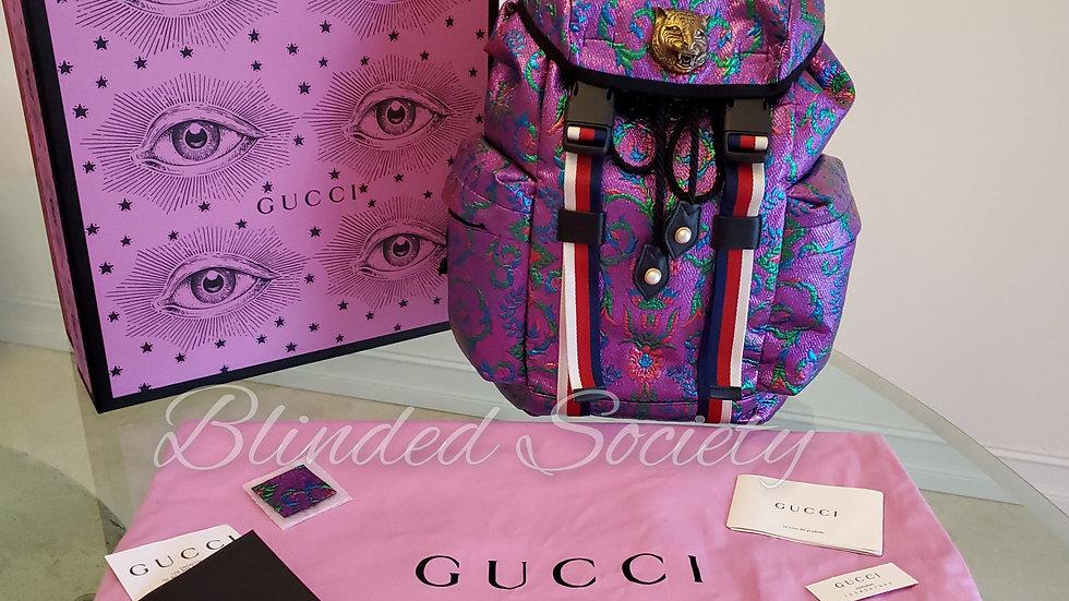 Gucci Magic Lantern Techpack Backpack
