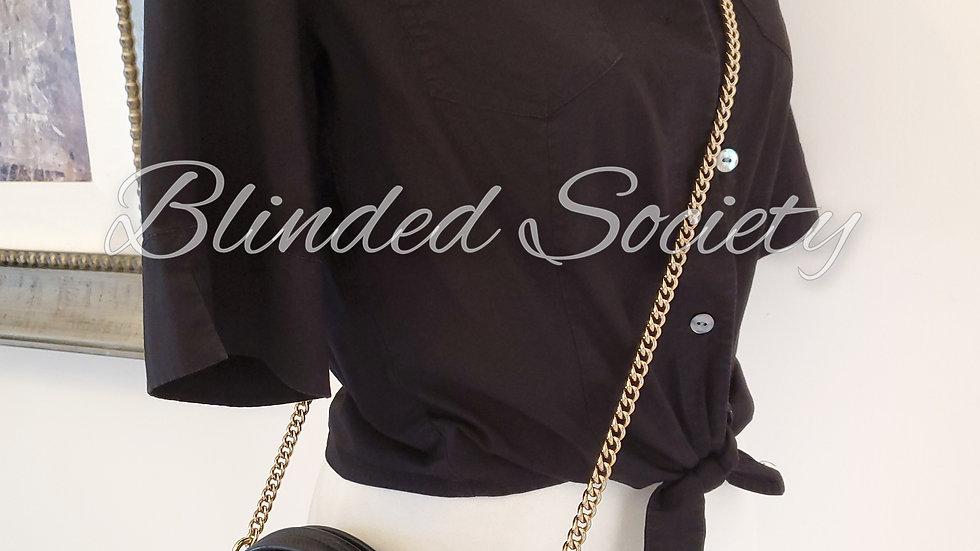 Gucci Soho Disco Mini Chain Crossbody Bag