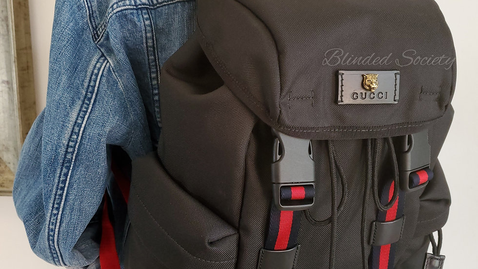 Gucci Techpack Small Backpack