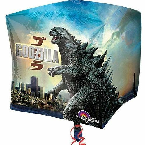Folienballon Godzilla