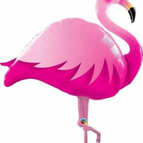 XXL-Ballon Flamingo I