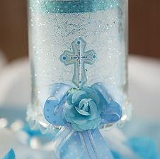 Hier finden Sie Dekorations-Accessoires zur Taufe