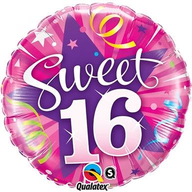 Geburtstag / 16. Geburtstag