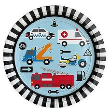 """Hier finden Sie Dekorations-Accessoires zum Thema """"Verkehr / Baustelle"""""""