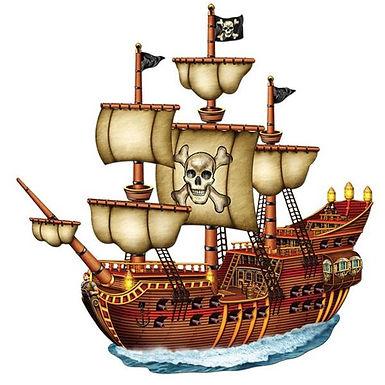 Themenparties und saisonale Anlässe / Piraten