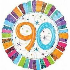 Dekoration zum 90. Geburtstag