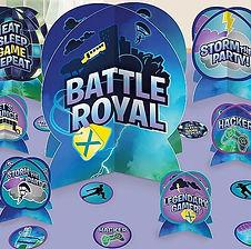 """Hier finden Sie Partyartikel zum Thema """"Battle Royal"""""""