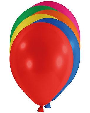Ballons / Latexballons / Standardfarben