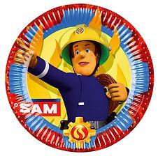 """Hier finden Sie Partyartikel zum Thema """"Feuerwehrmann Sam"""""""