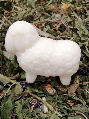 """Schafmilchseife """"Weißes Schaf"""""""