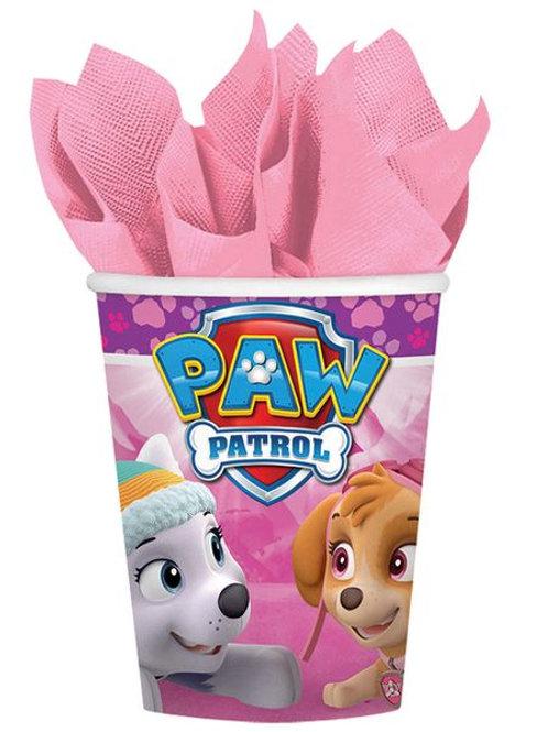 Paw Patrol Becher, rosa