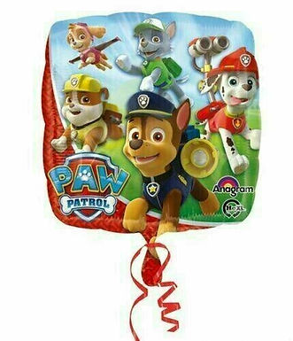 "Folienballon ""Paw Patrol"""