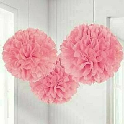 PomPoms in rosa