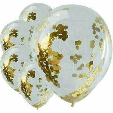 Ballons / Latexballons / Konfettiballons
