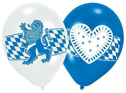Latexballons Oktoberfest II