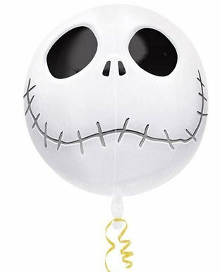"ORBZ Folienballon ""Jack Skellington"""
