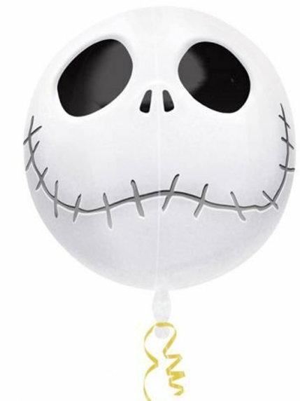 """ORBZ Folienballon """"Jack Skellington"""""""