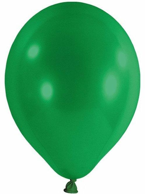 20 Latex-Ballons, Standardfarbe: grün