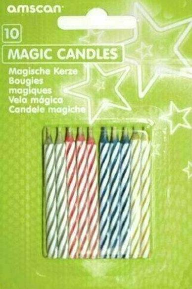 Magische Kerzen (wie abgebildet oder ähnlich)