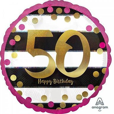 Geburtstag / 50. Geburtstag