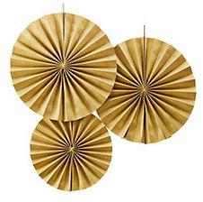 """Hier erhalten Sie Dekorationszubehör mit dem Farbthema """"Gold"""""""