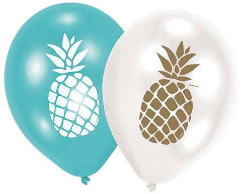 """Latexballons """"Ananas"""", Ø 27,5 cm"""