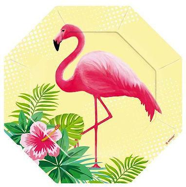 """Teller """"Flamingo"""", 18cm"""