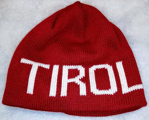 """Strick-Mütze """"Tirol"""""""