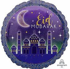 Hier finden Sie Dekorations-Accessoires zu Eid Mubarak