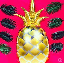 """hier finden Sie Dekorations-Accessoires zum Thema """"Ananas"""""""