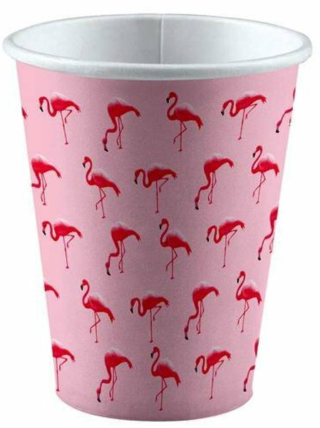 "Becher ""Flamingo"""
