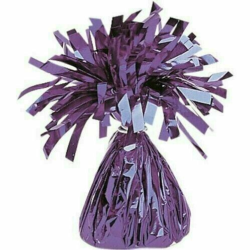 Foliengewicht in lila