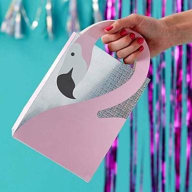 """Geschenktasche """"Flamingo"""""""