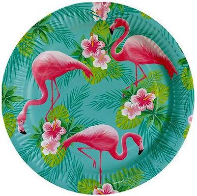 """Teller """"Flamingo"""", 23cm"""