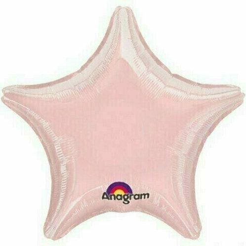 Sternballon / rosa