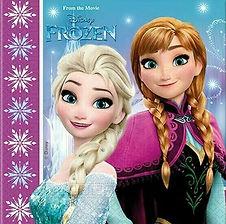 """Hier finden Sie Partyartikel zum Thema """"Eiskönigin / Frozen"""""""