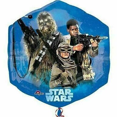 XXL-Ballon Star Wars / The Force awakens: Land Cruiser