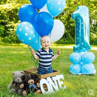 Geburtstag / 1. Geburtstag