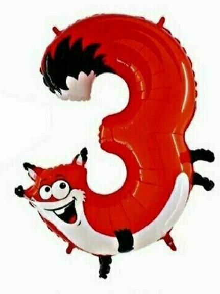 """Animaloon """"3"""" - Fuchs"""