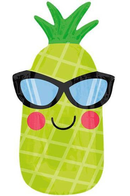 "Juniorshape-Ballon ""Ananas"""