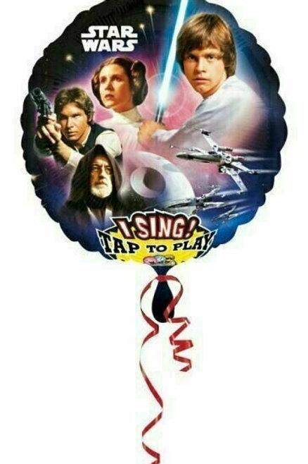 """Musikballon """"Star Wars"""""""