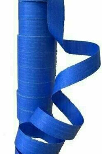 Maxi-Luftschlangen, dunkelblau