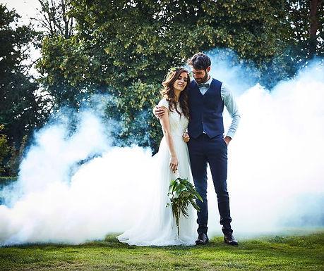 Weisse Hochzeit