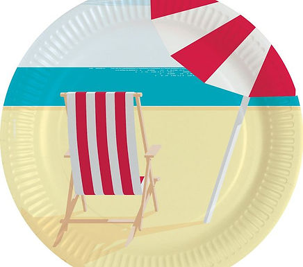 Themenparties und saisonale Anlässe / Beach Party