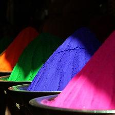 Hier finden Sie Dekorations-Accessiores zu allen Farbthemen