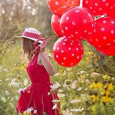Hier erhalten Sie alle Arten von Luftballons und Heliumballons