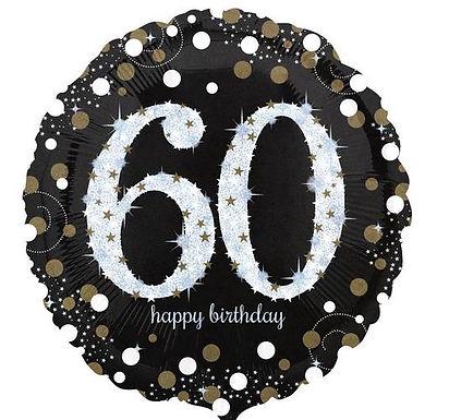 Geburtstag / 60. Geburtstag