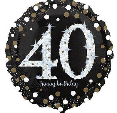 Geburtstag / 40. Geburtstag