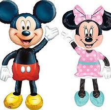 """Hier finden Sie Partyartikel zum Thema """"Micky Maus und Minnie Maus"""""""